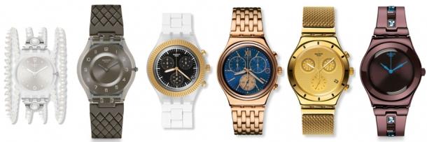 Coleção Swatch (2)
