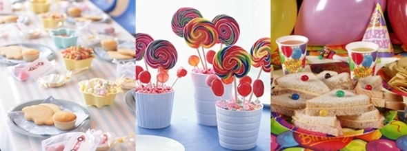 Como Organizar uma Festa de Anos Infantil - buffet