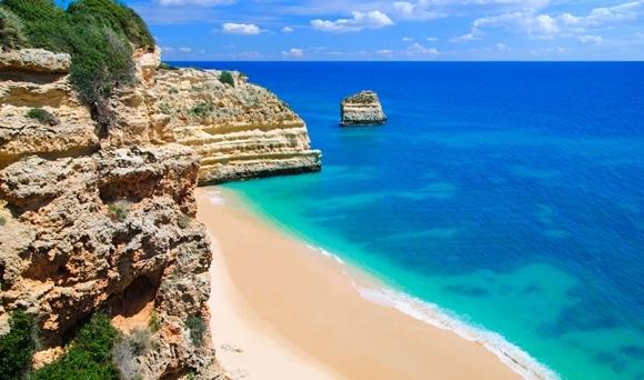 Lua-de-mel em Portugal - Algarve