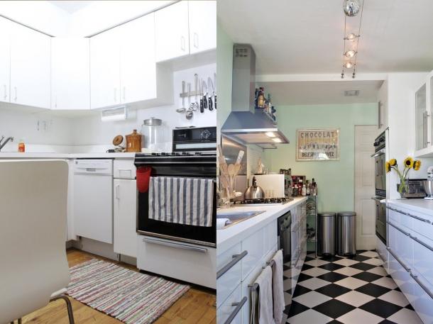Dicas de Decoração para Cozinhas Pequenas (1)