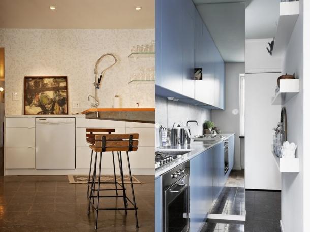 Dicas de Decoração para Cozinhas Pequenas (2)