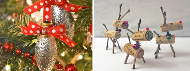 Ideias de Decoração Reciclada para o Natal (5)