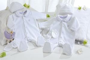 Lista de Enxoval de Bebé
