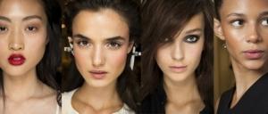 Maquilhagem Tendência para a Primavera 2015