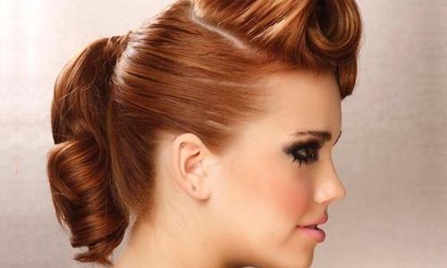 Penteados de Casamento para Cabelos Médios (3)