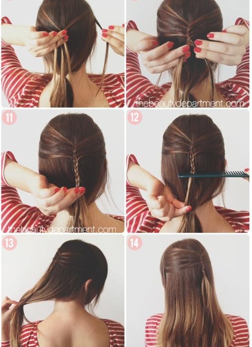 Penteados Fáceis De Fazer Feminina