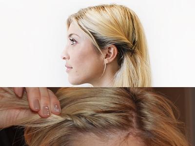 Penteados para Disfarçar Cabelos Oleosos (2)