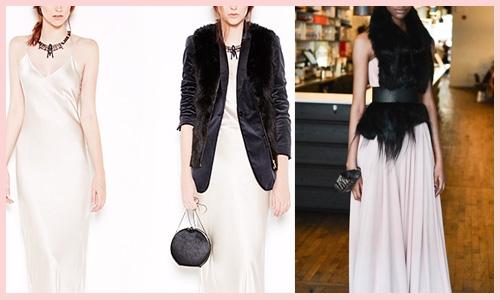 Regras para Combinar Vestidos e Casacos (4)