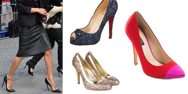 Sapatos que Combinam com Vestido Preto (1)