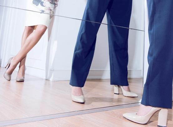 b4a3851d12 Sapatos Zilian- Feminina