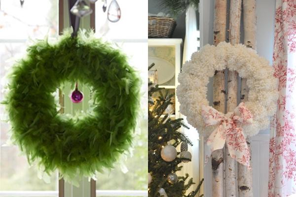 Sugestões de Coroas Originais para o Natal (3)