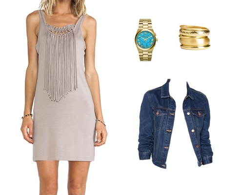 Vestidos com Franjas: Opções para Diferentes Ocasiões (2)