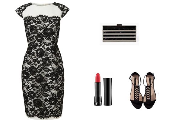 Vestidos de Festa com Renda: 6 Modelos para Se Inspirar (2)