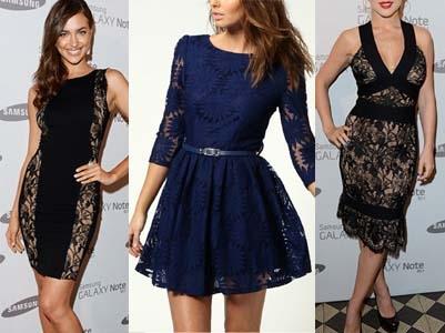 Vestidos de Renda: 5 Tendências que Vai Adorar (3)