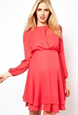vestidos para gravida